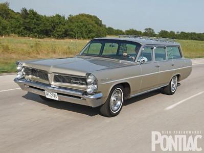 1963 Safari Wagon