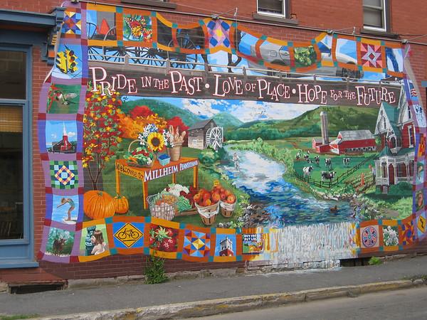 Pennsylvania Memorial weekend, '09